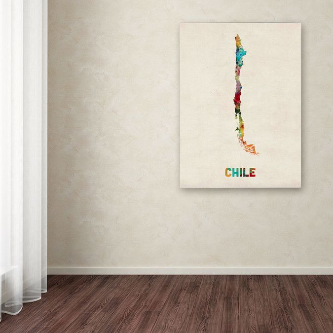 chile painting